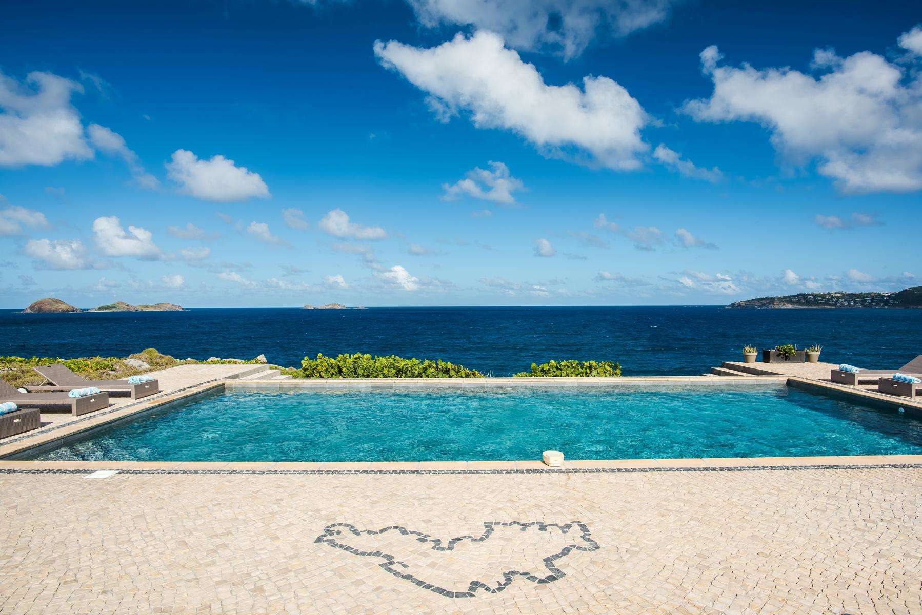 Luxury villa rentals caribbean - St barthelemy - Anse des cayes - No location 4 - Caribbean Breeze - Image 1/27
