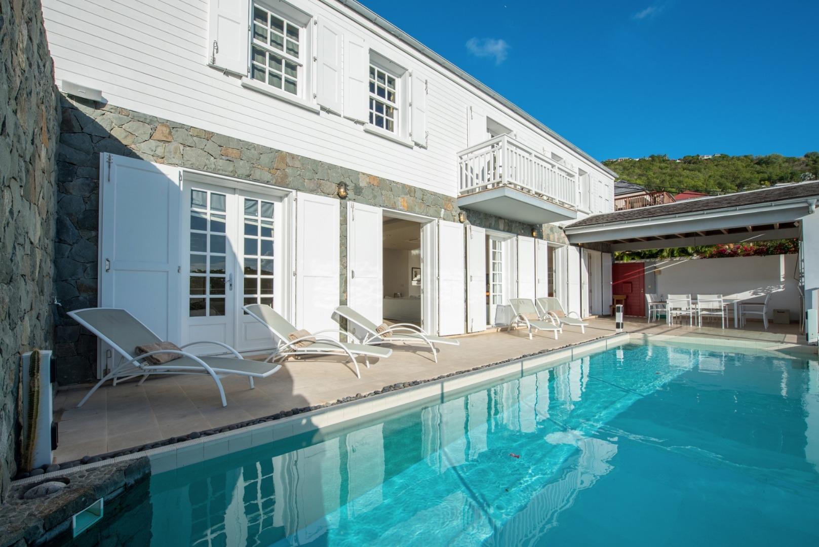 Luxury villa rentals caribbean - St barthelemy - Gustavia - No location 4 - Sur le Port - Image 1/38