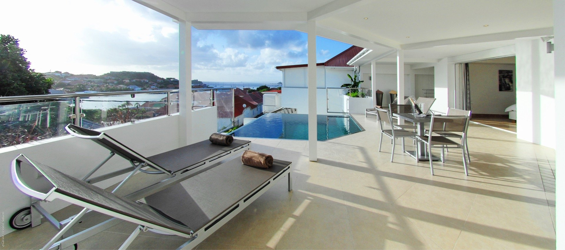 Luxury villa rentals caribbean - St barthelemy - Gustavia - No location 4 - Villa Wastra - Image 1/29