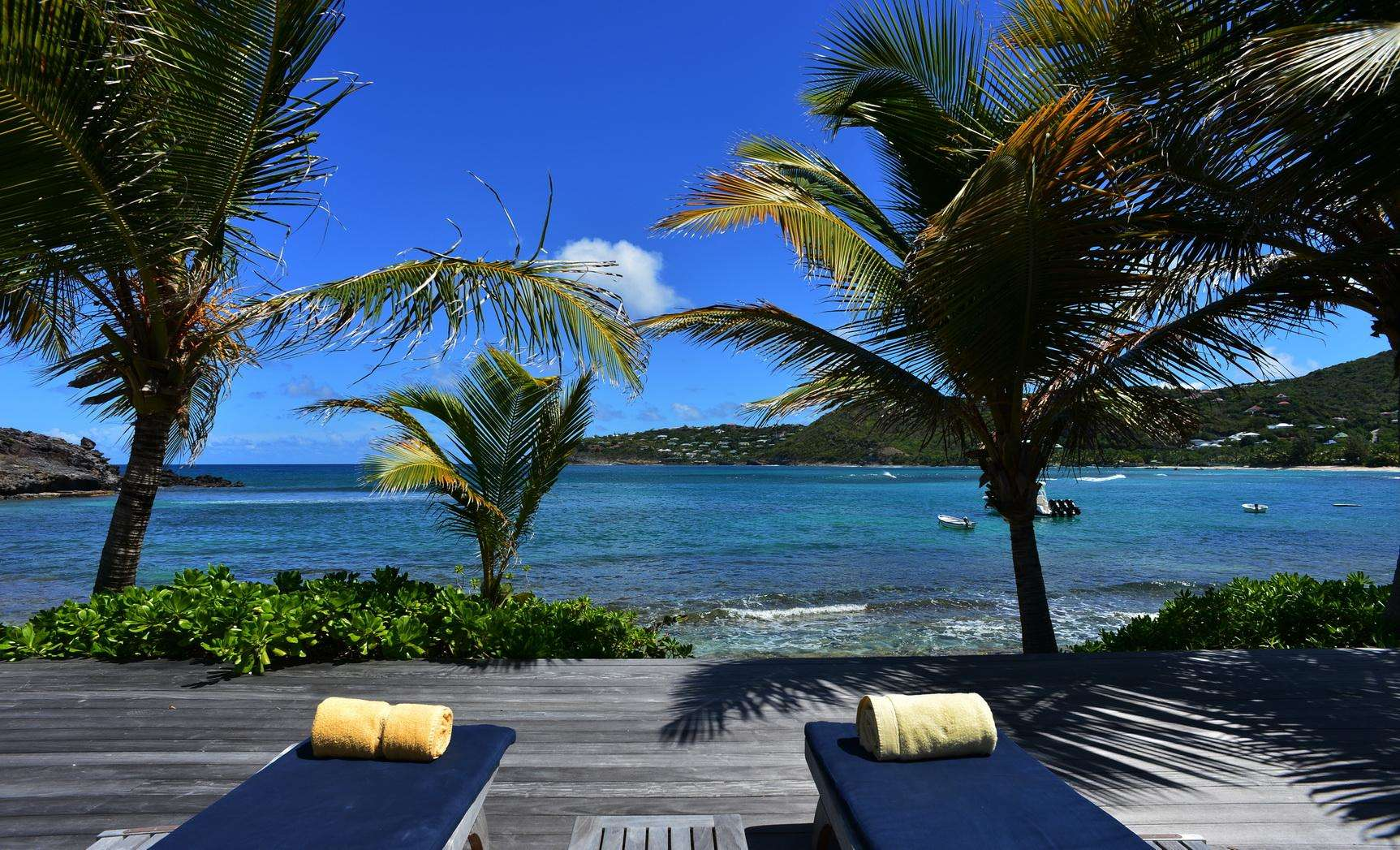 Luxury villa rentals caribbean - St barthelemy - Lorient - No location 4 - les Sables - Image 1/25