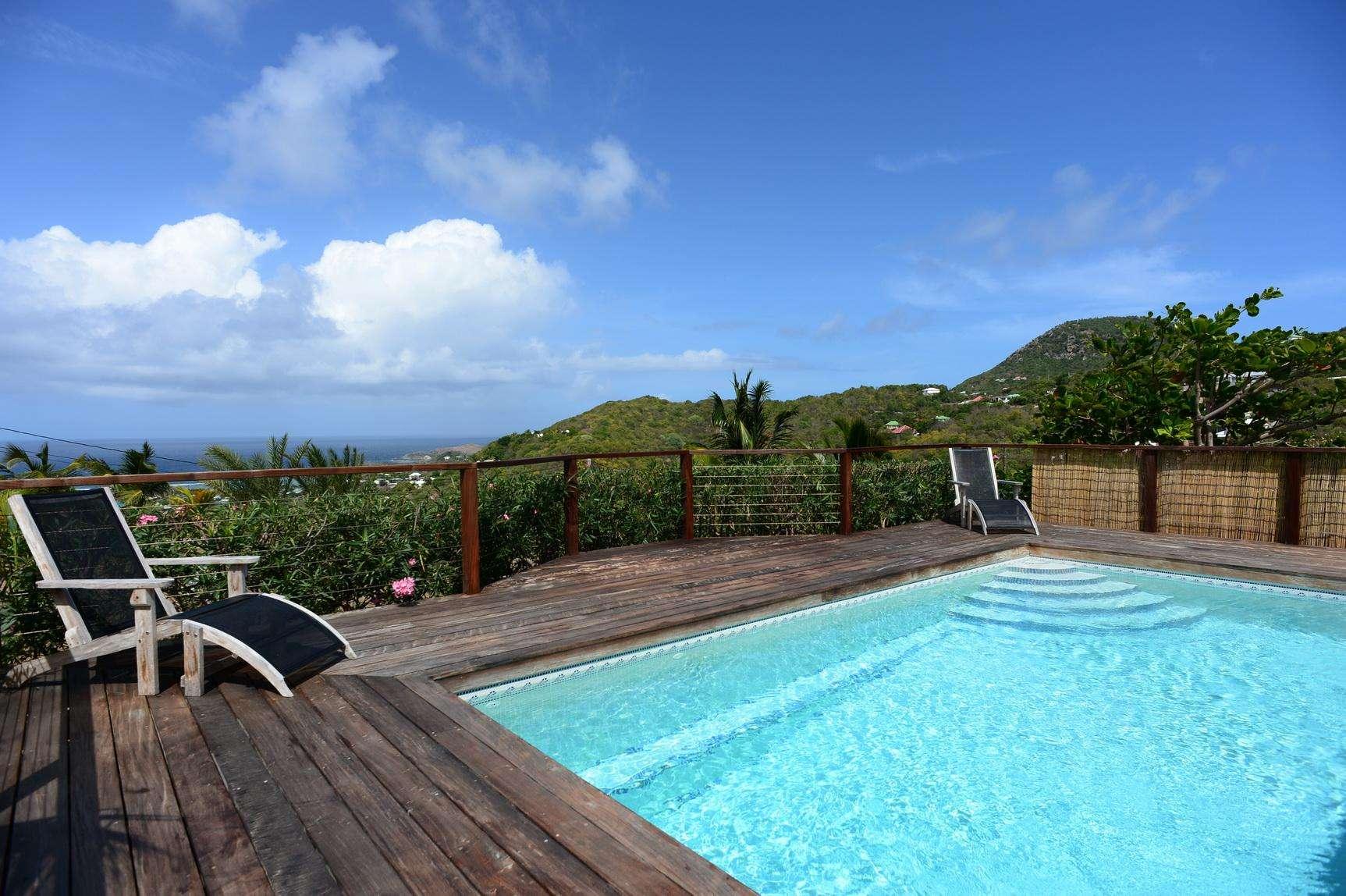 Luxury villa rentals caribbean - St barthelemy - Lorient - No location 4 - Blue Horizon - Image 1/21