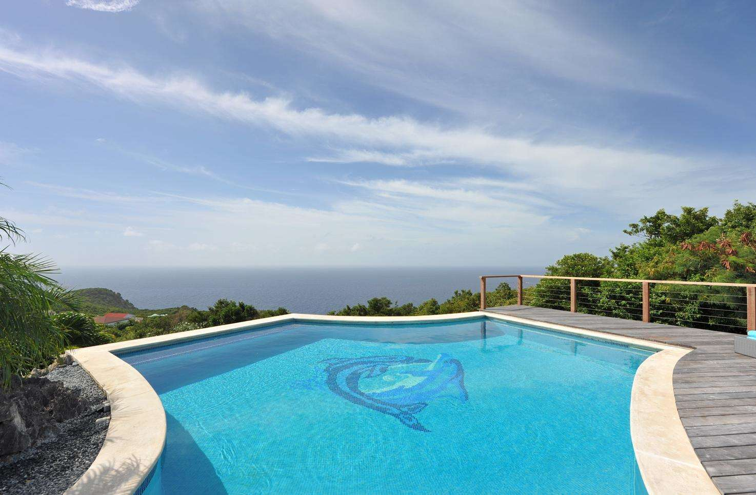 Luxury villa rentals caribbean - St barthelemy - Gouverneur - Grand Large - Image 1/17
