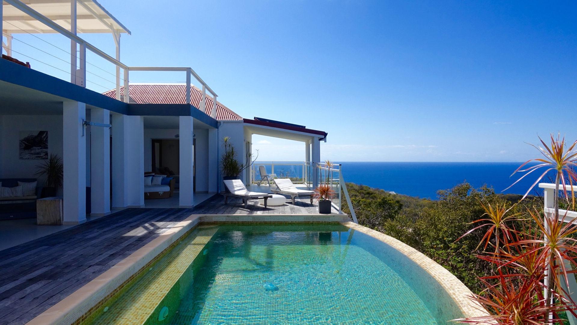 Luxury villa rentals caribbean - St barthelemy - Gouverneur - Dasha - Image 1/25