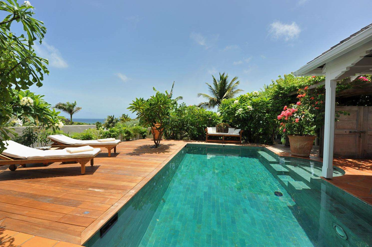 Luxury villa rentals caribbean - St barthelemy - Marigot - No location 4 - la Belle Epoque - Image 1/19