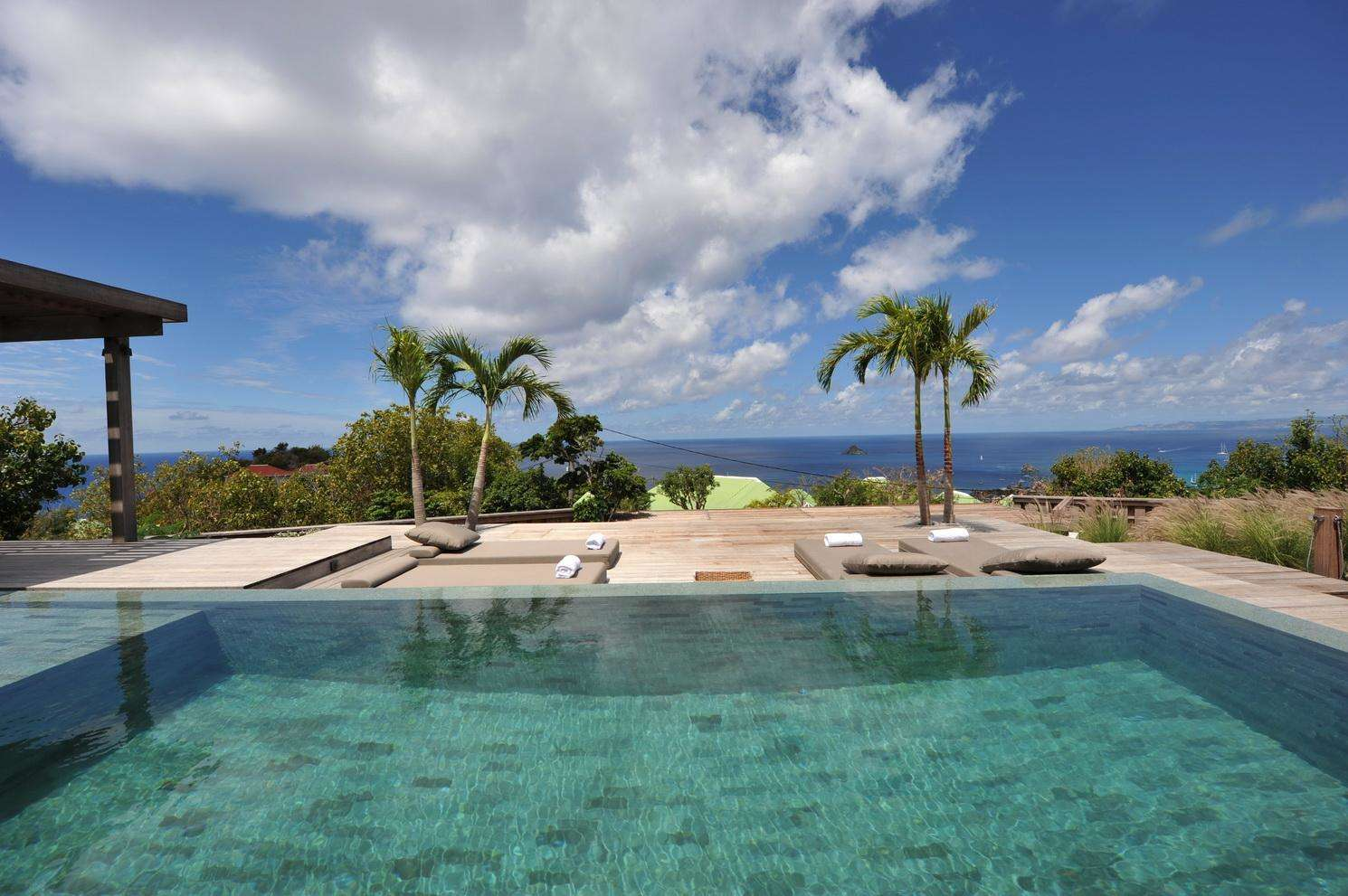 Luxury villa rentals caribbean - St barthelemy - Lurin - No location 4 - Rock U - Image 1/18