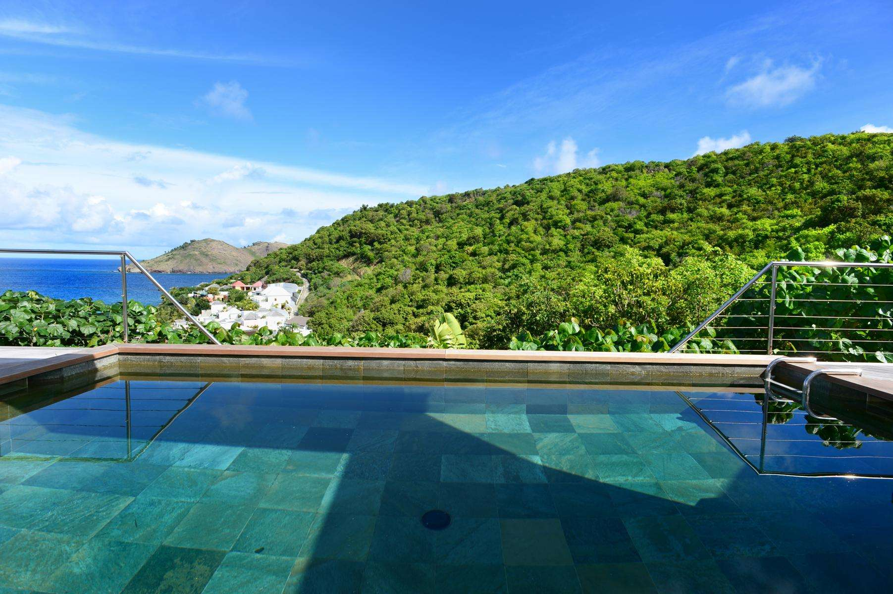 Luxury villa rentals caribbean - St barthelemy - Flamands - Magic Bird - Image 1/27