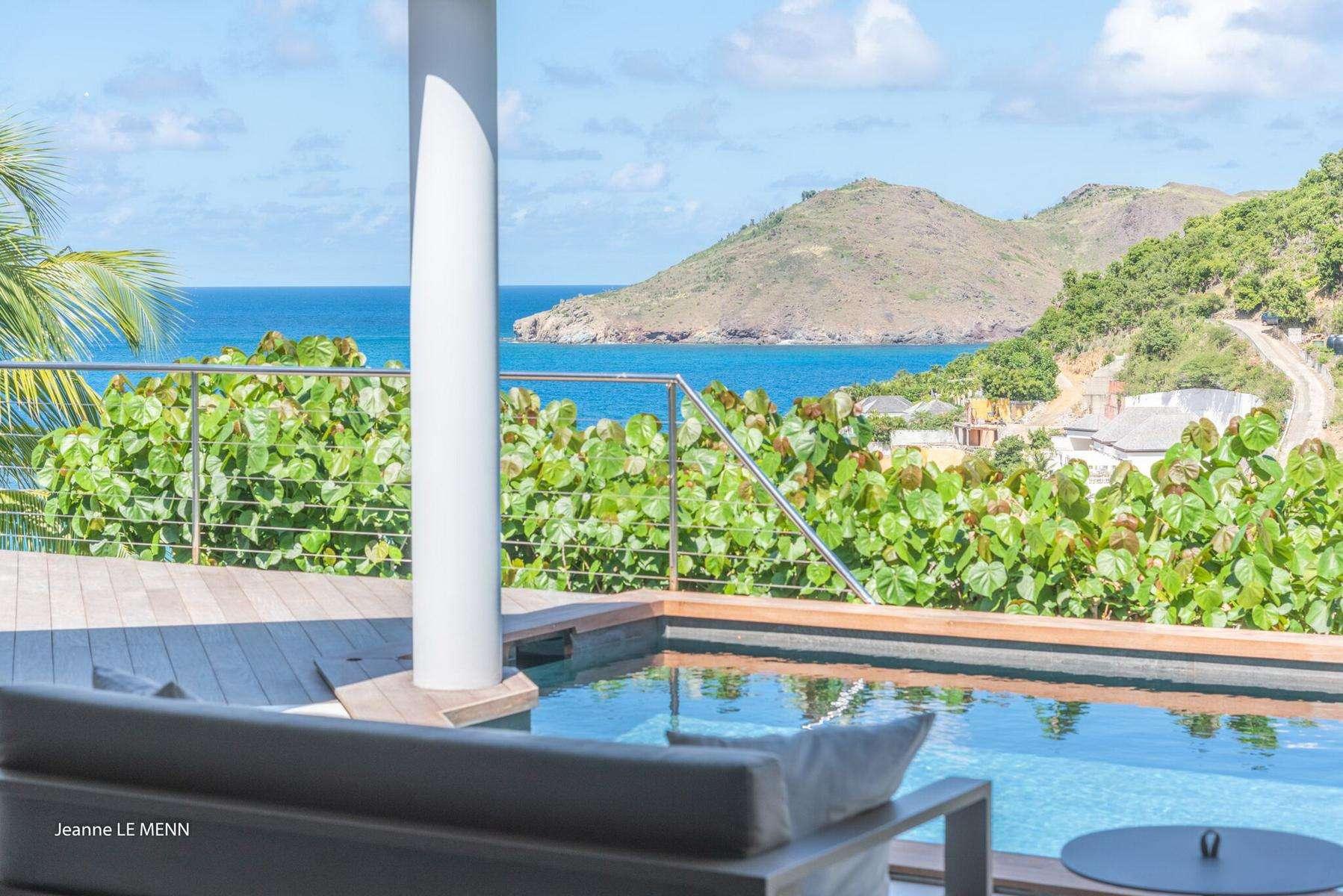 Luxury villa rentals caribbean - St barthelemy - Flamands - Magic Bird - Image 1/25