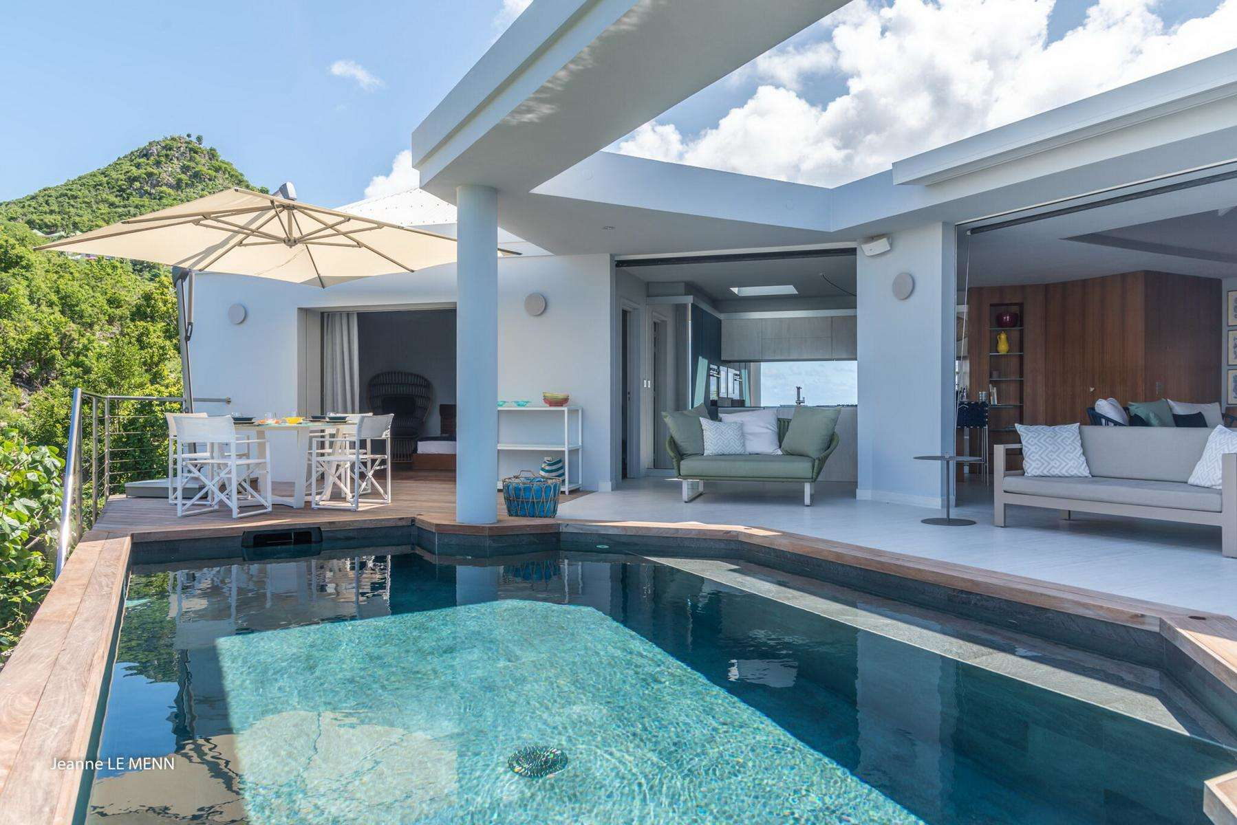 Luxury villa rentals caribbean - St barthelemy - Flamands - No location 4 - Magic Bird - Image 1/25
