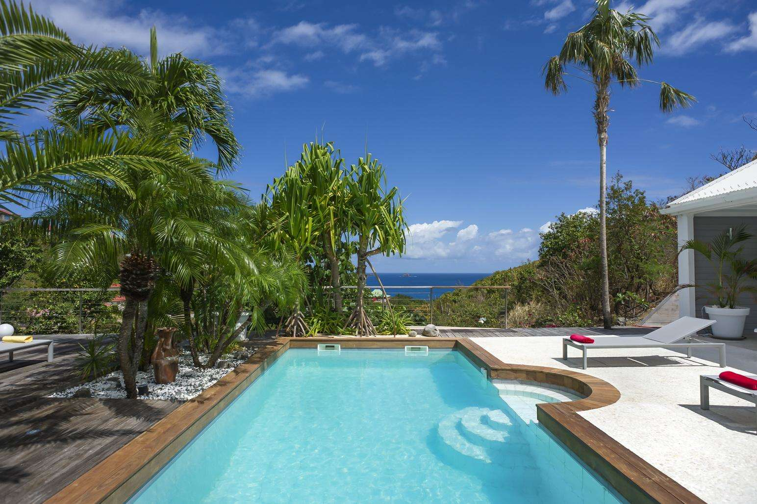 Luxury villa rentals caribbean - St barthelemy - Flamands - No location 4 - Ylang Ylang Villa - Image 1/22