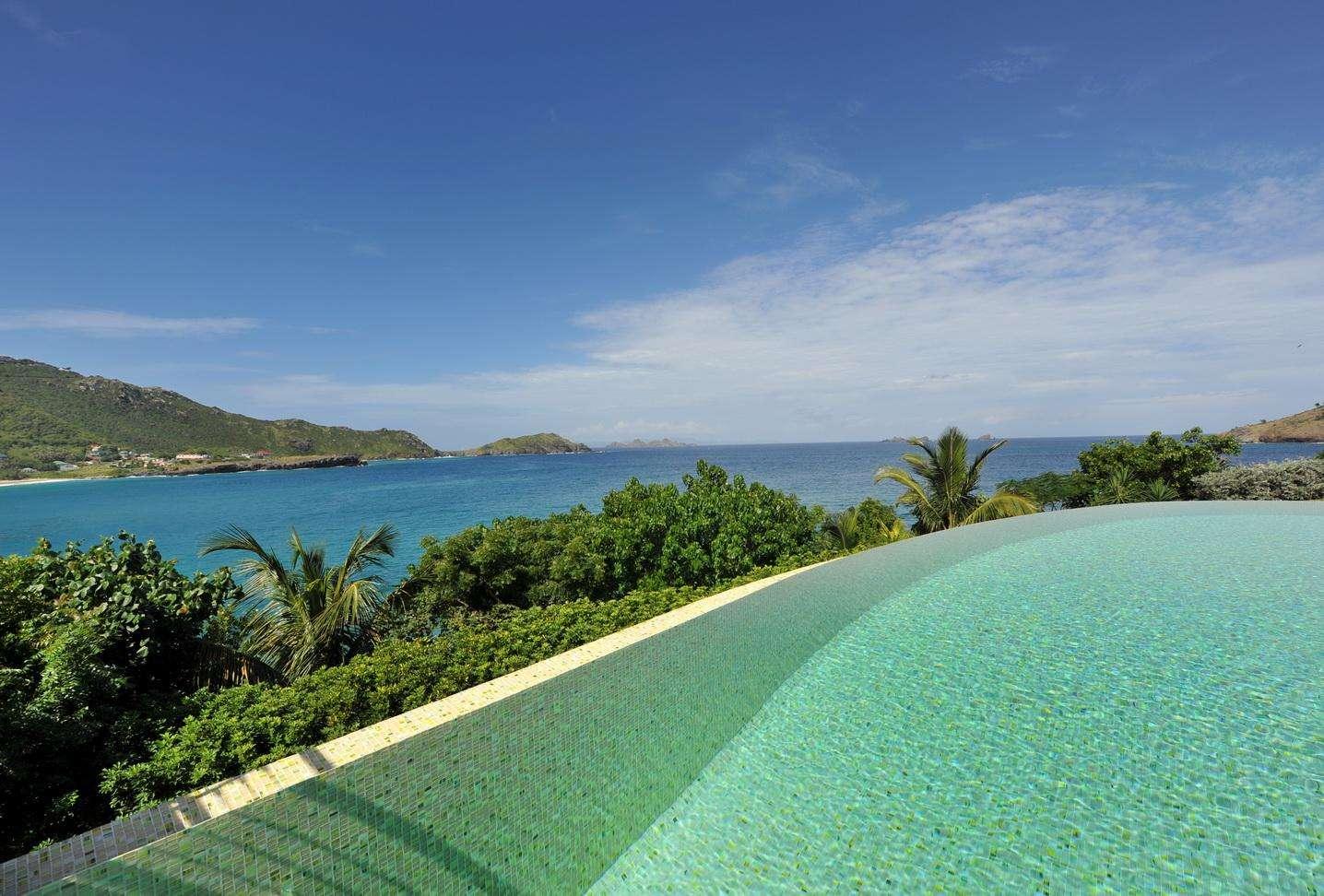 Luxury villa rentals caribbean - St barthelemy - Flamands - Tichka - Image 1/22