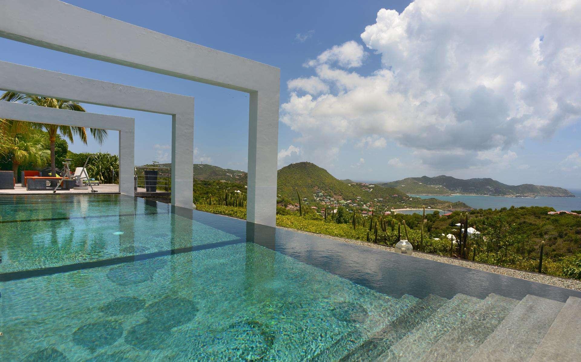 Luxury villa rentals caribbean - St barthelemy - Camaruche - Agave - Image 1/35