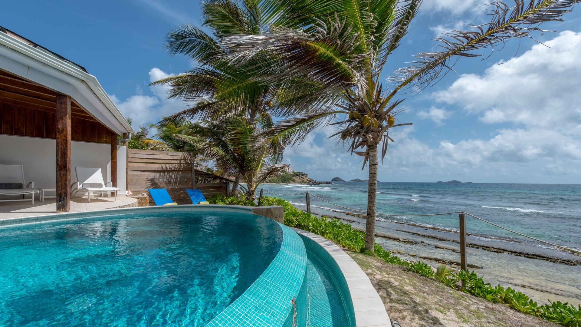 Luxury villa rentals caribbean - St barthelemy - Anse des cayes - No location 4 - Key Lime - Image 1/21