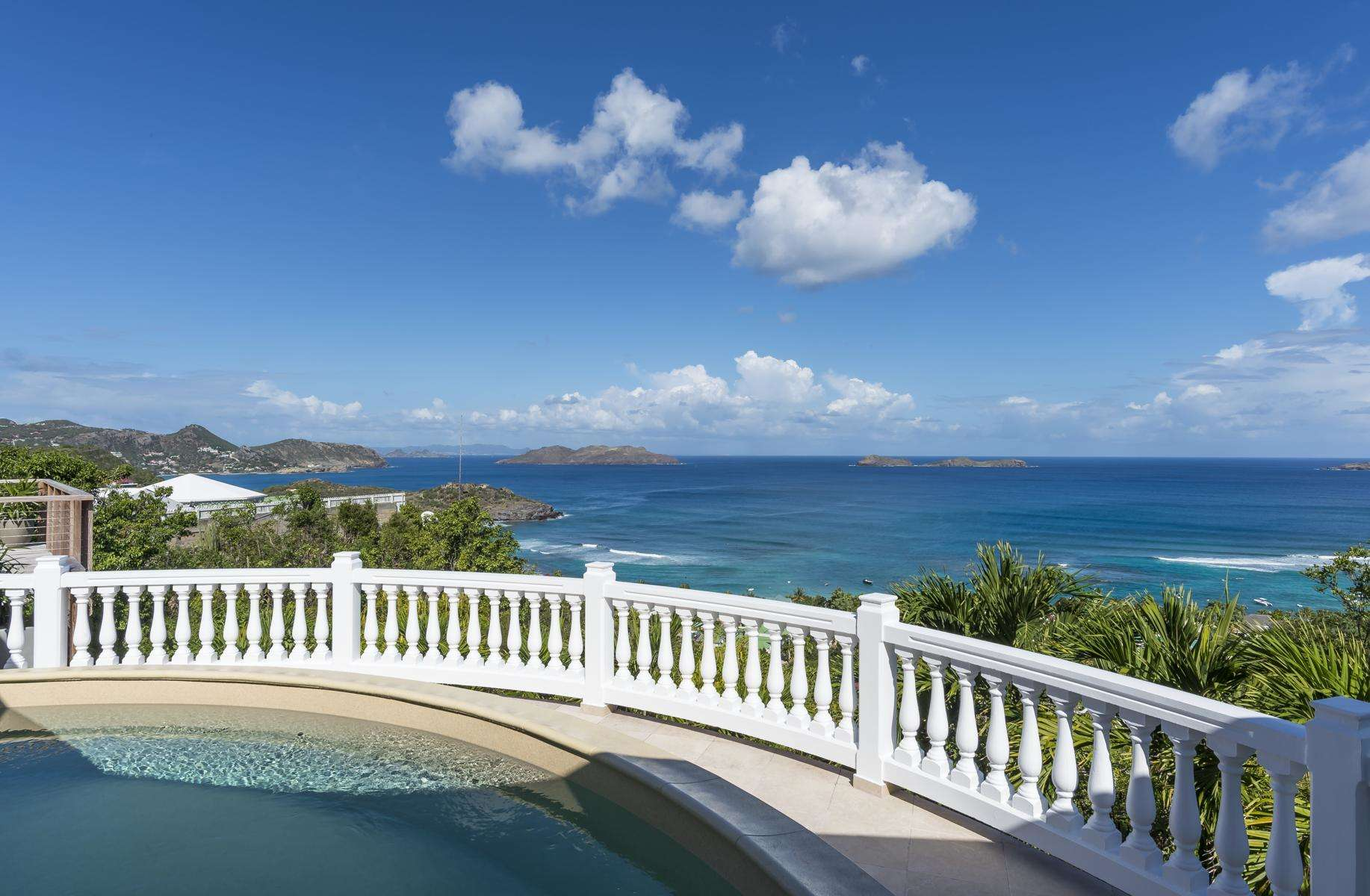 Luxury villa rentals caribbean - St barthelemy - Petite saline - Villa 21 - Image 1/18