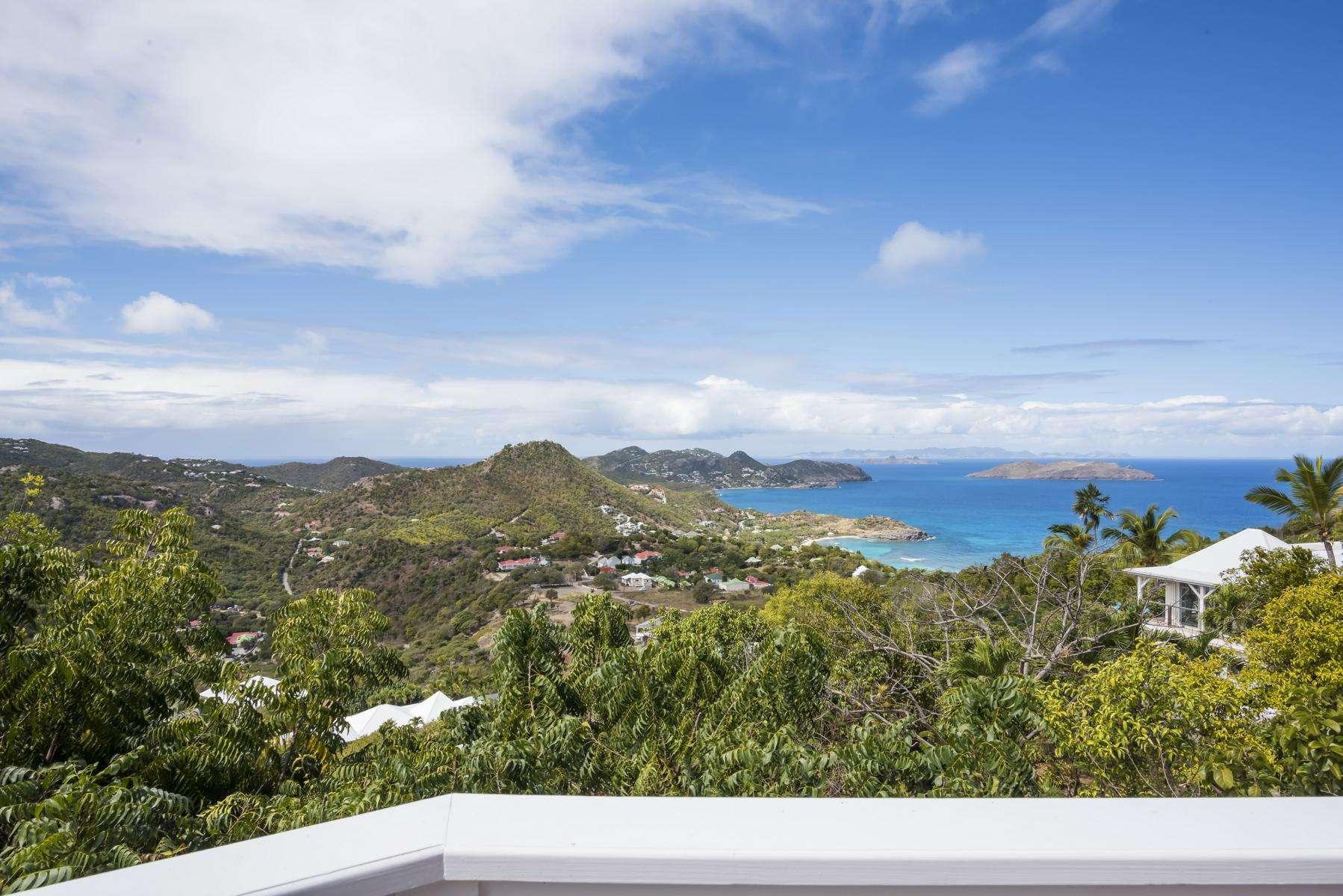 Luxury villa rentals caribbean - St barthelemy - Petite saline - Vagabond - Image 1/40