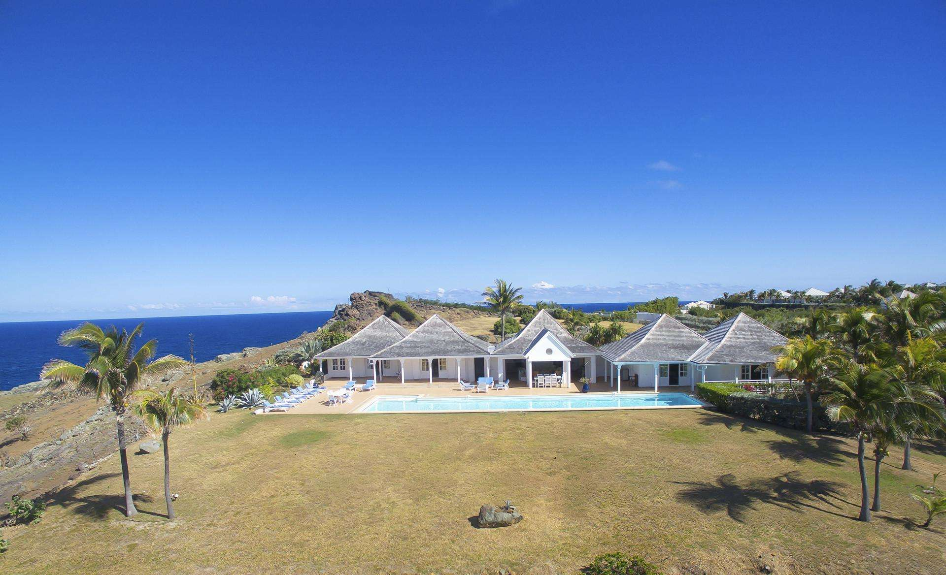 Luxury villa rentals caribbean - St barthelemy - Petit culdesac - Oui - Image 1/21