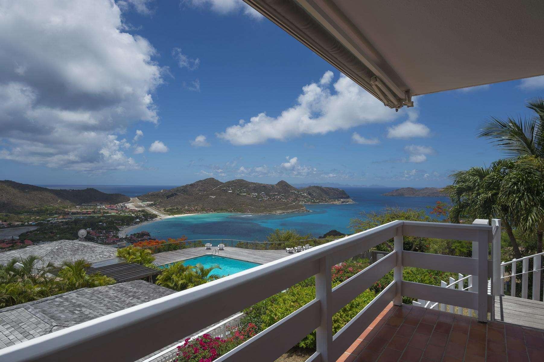 Luxury villa rentals caribbean - St barthelemy - Saint jean - les Terrasses de Saint Jean 05 - Image 1/12