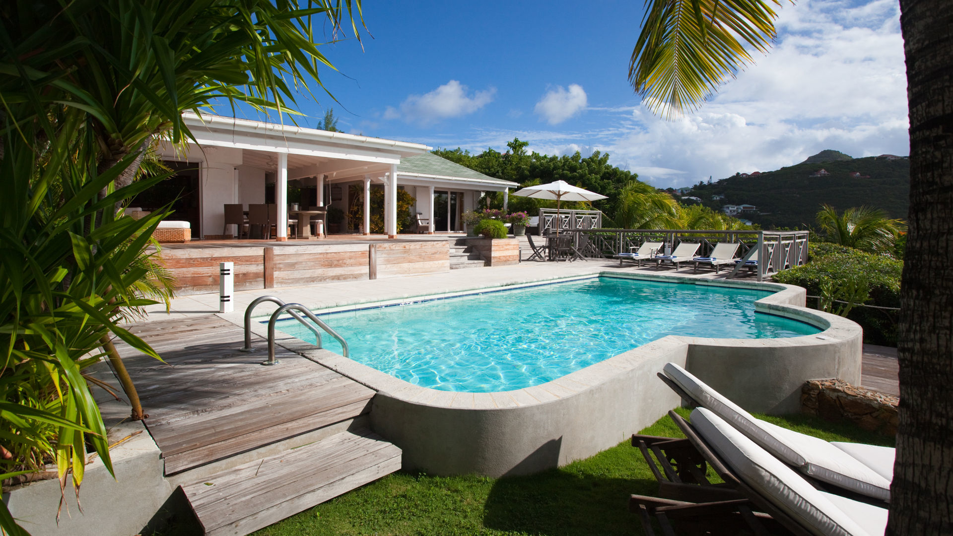 Luxury villa rentals caribbean - St barthelemy - Pointe milou - No location 4 - Cocoland - Image 1/22