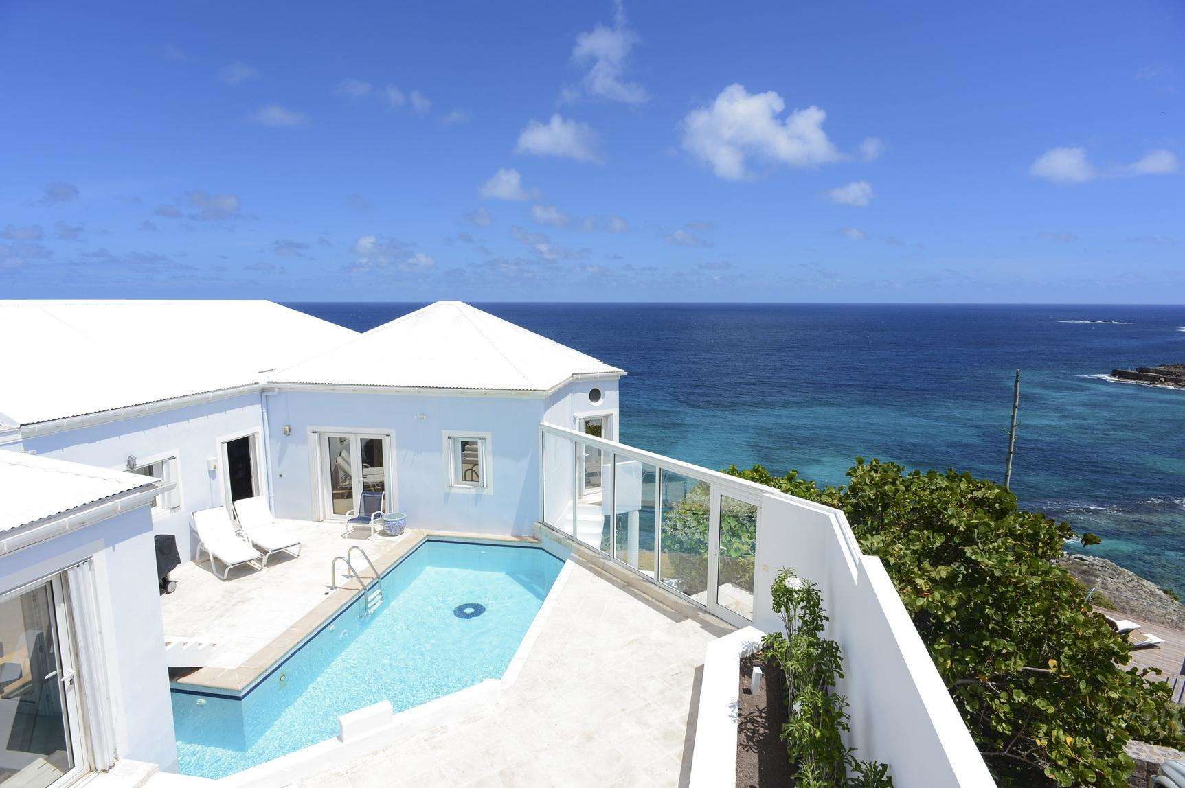 Luxury villa rentals caribbean - St barthelemy - Pointe milou - No location 4 - Au Vent - Image 1/37