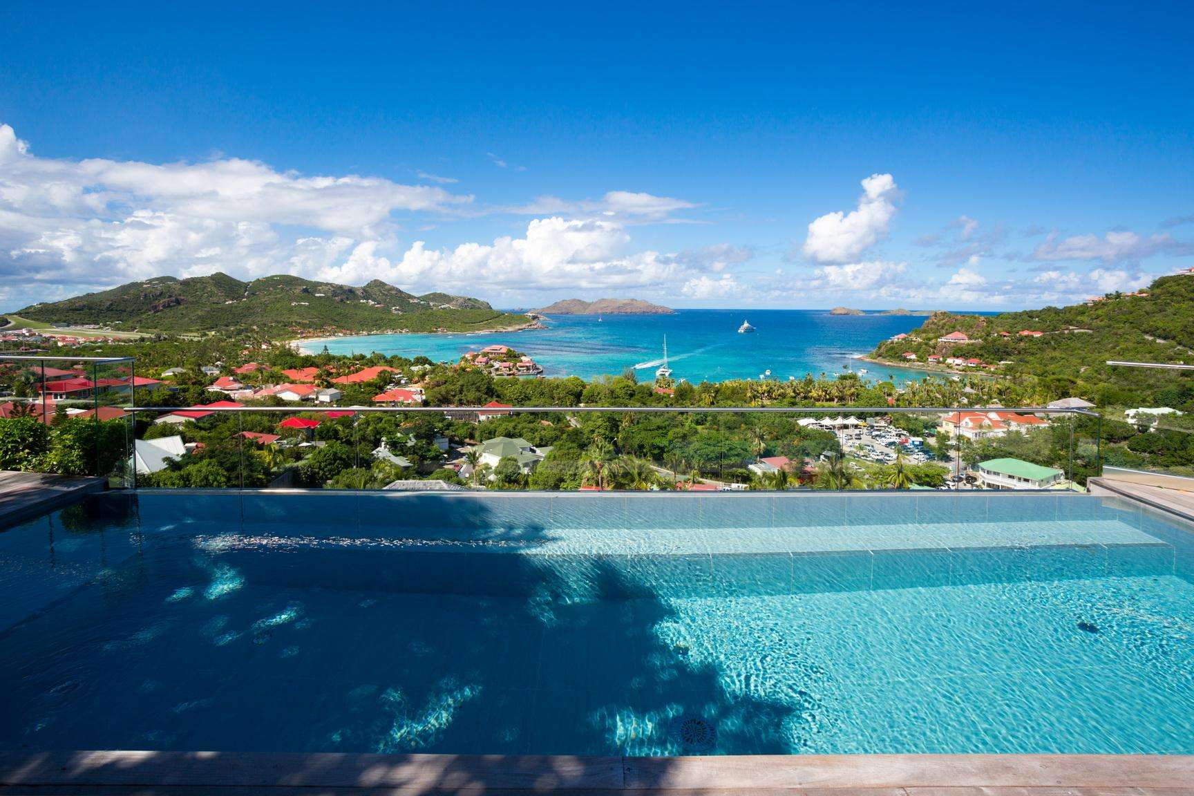 Luxury villa rentals caribbean - St barthelemy - Saint jean - No location 4 - Romana - Image 1/20