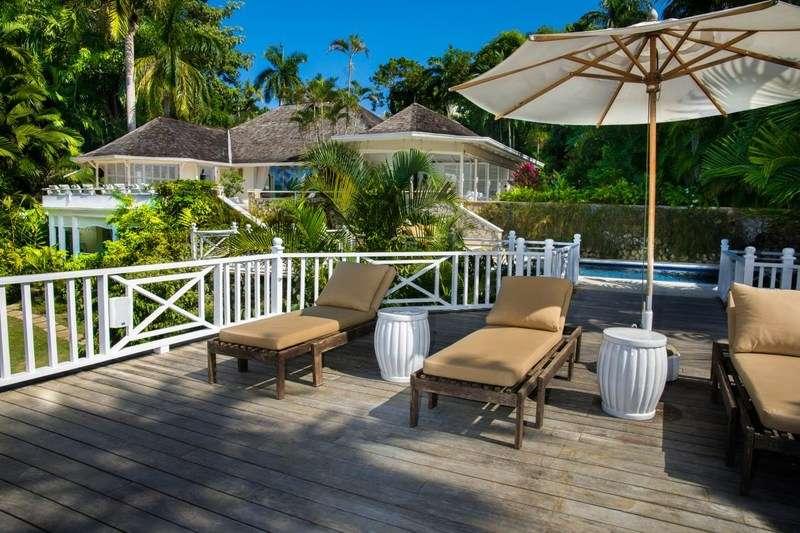 Luxury villa rentals caribbean - Jamaica - Roun dhill - Round Hill 4 Bedroom Luxury Villa - Image 1/8