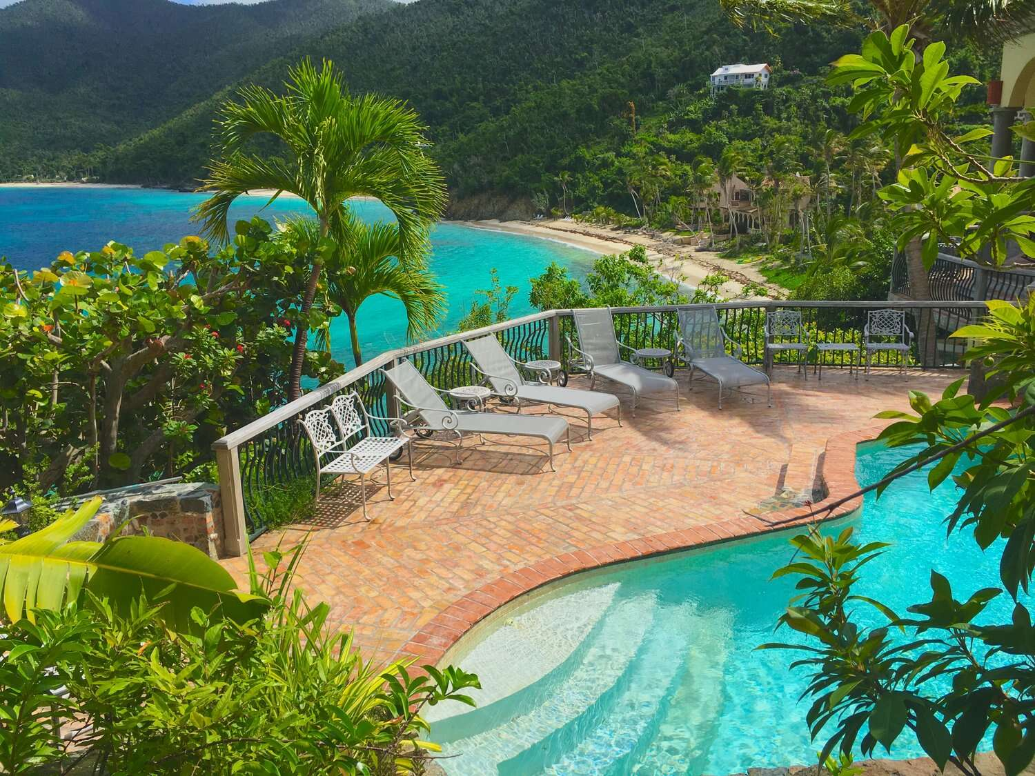 Luxury villa rentals caribbean - Usvi - St john - Peter bay - 2B at Peter Bay - Image 1/27