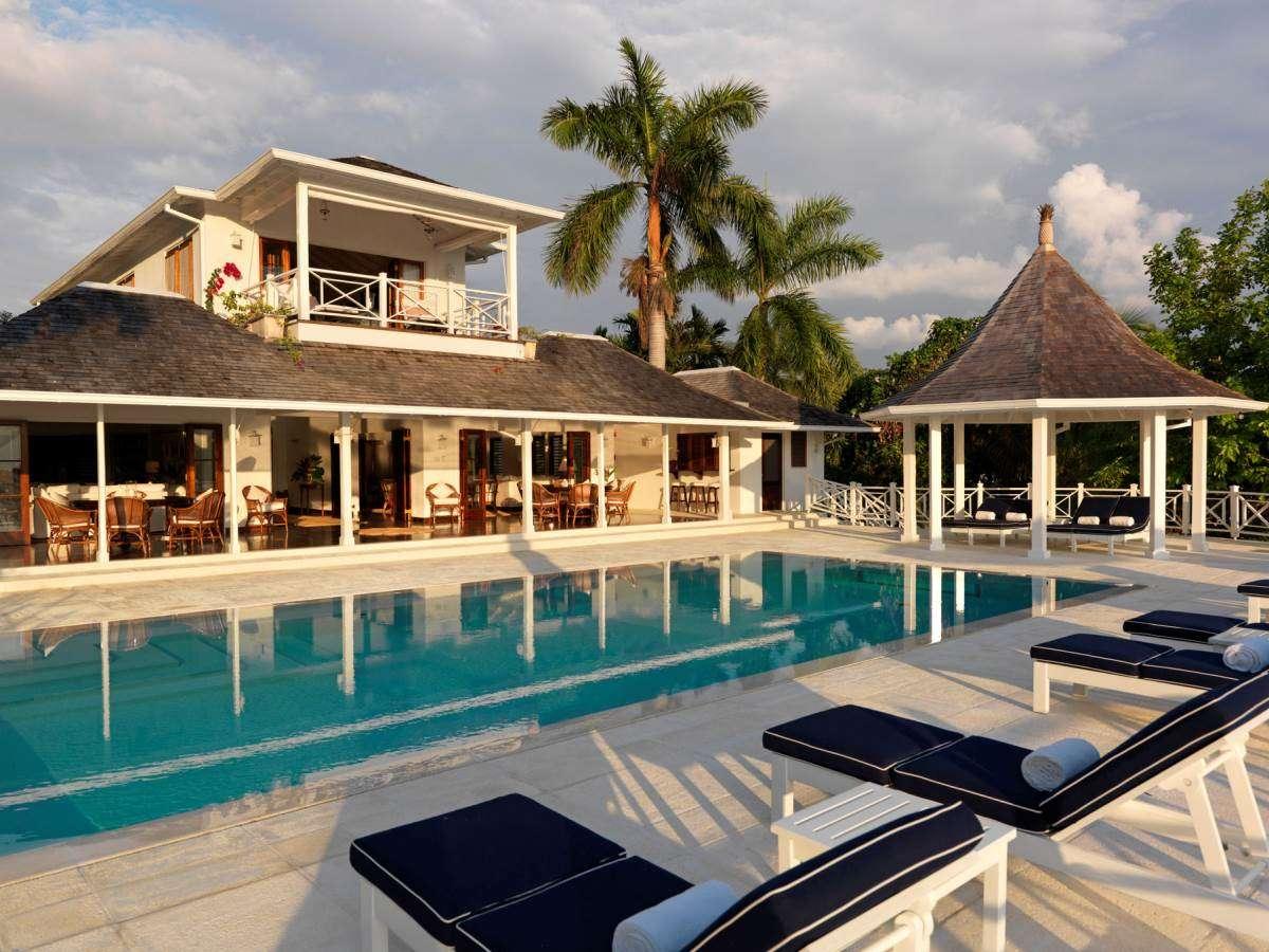 Luxury villa rentals caribbean - Jamaica - Round hill resort - Premium Villa | 6 Bedroom - Image 1/1
