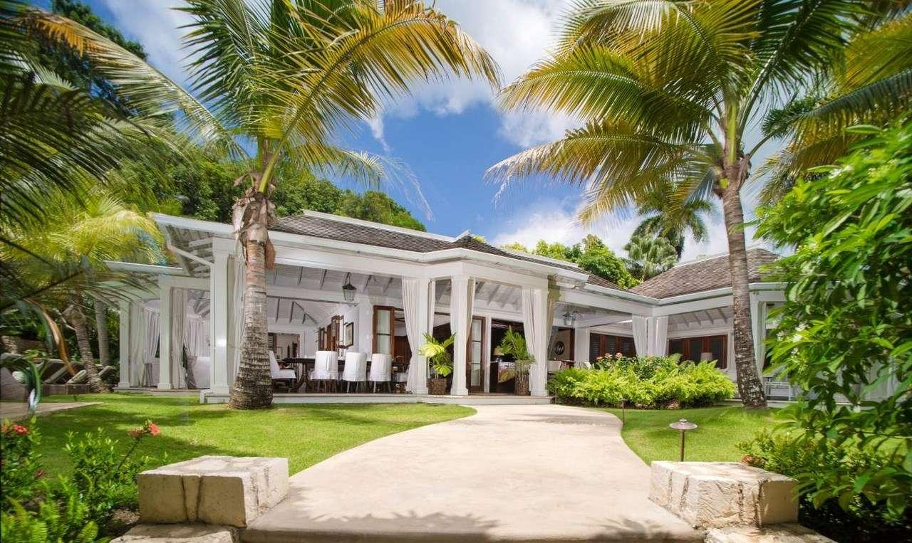 Luxury villa rentals caribbean - Jamaica - Round hill resort - Premium Villa | 4 Bedroom - Image 1/5