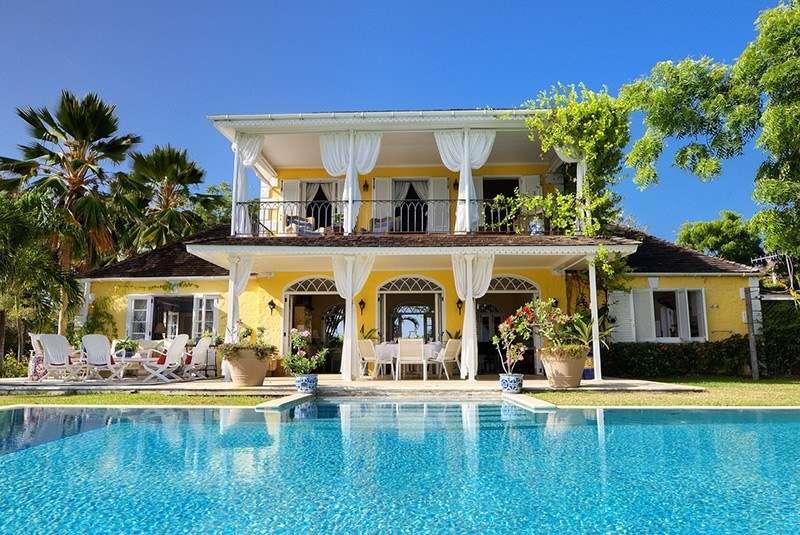Luxury villa rentals caribbean - St vincent and the grenadines - St vincent - Mustique - Blue Waters - Image 1/11