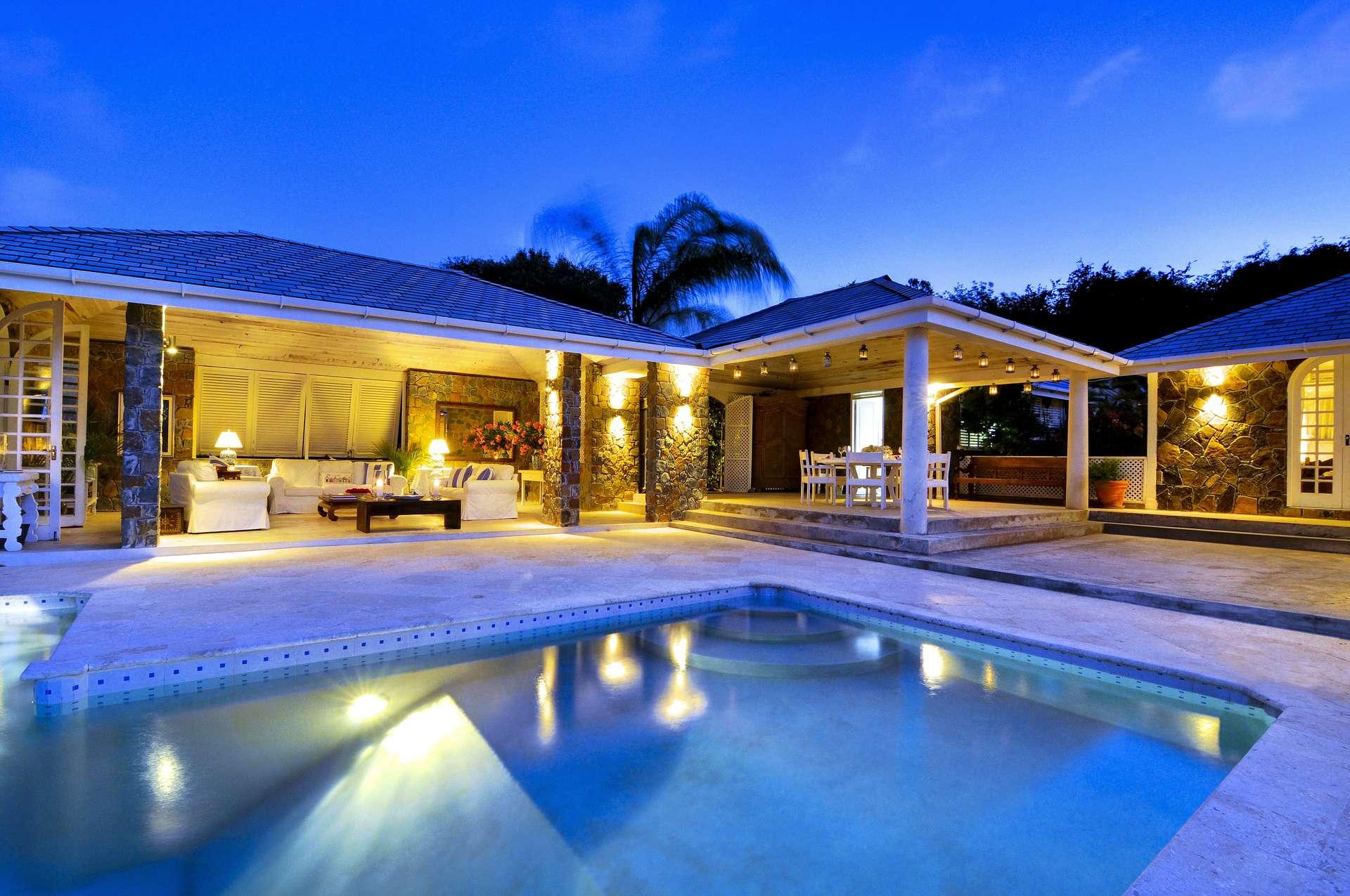 Luxury villa rentals caribbean - St vincent and the grenadines - St vincent - Mustique - Baliceaux - Image 1/13