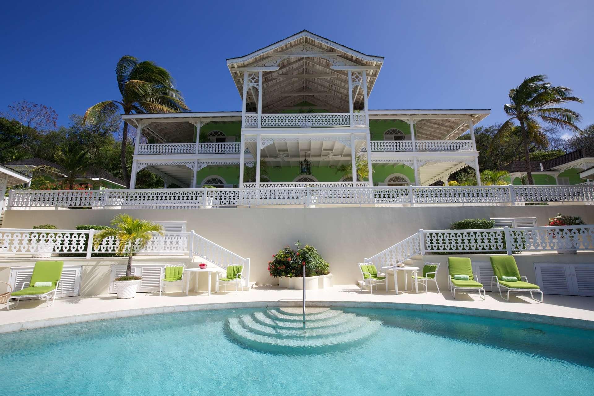Luxury villa rentals caribbean - St vincent and the grenadines - St vincent - Mustique - Zinnia - Image 1/11