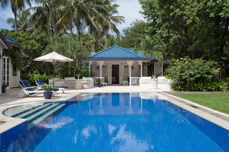 Luxury villa rentals caribbean - St vincent and the grenadines - St vincent - Mustique - Jacaranda, l'Anecoy Bay - Image 1/6