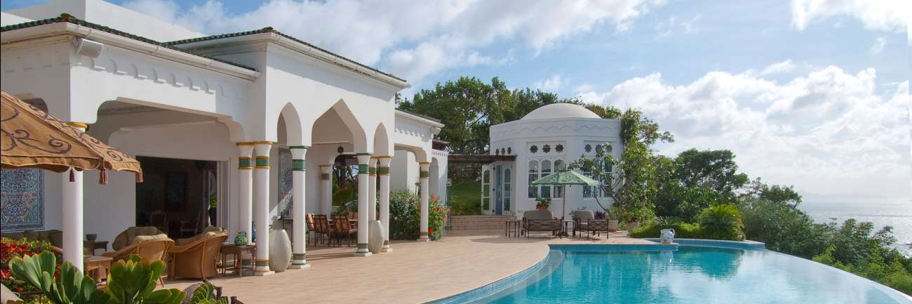 Luxury villa rentals caribbean - St vincent and the grenadines - St vincent - Mustique - Toucan Hill - Image 1/9