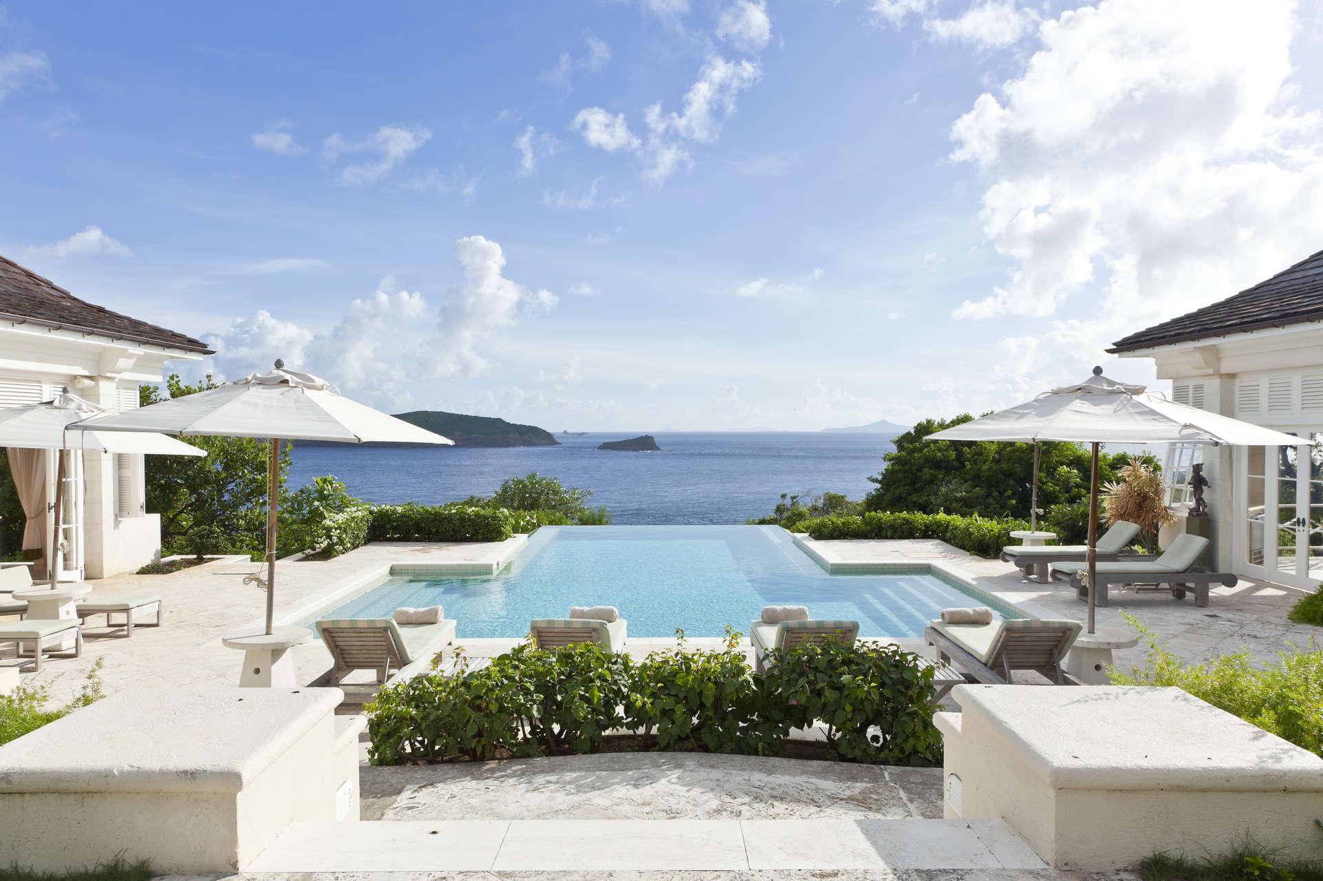 Luxury villa rentals caribbean - St vincent and the grenadines - St vincent - Mustique - Les Jolies Eaux - Image 1/26