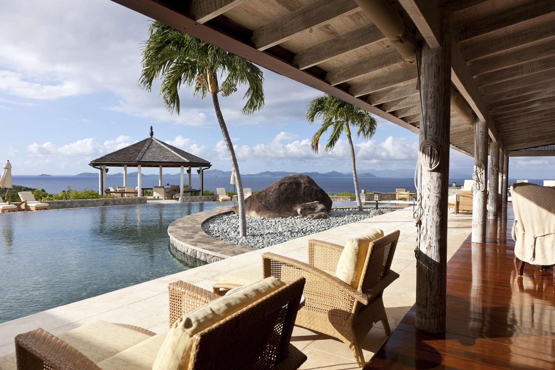 Luxury villa rentals caribbean - St vincent and the grenadines - St vincent - Mustique - Blackstone - Image 1/28