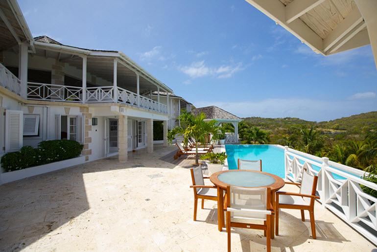 Luxury villa rentals caribbean - St vincent and the grenadines - St vincent - Mustique - Callaloo - Image 1/8