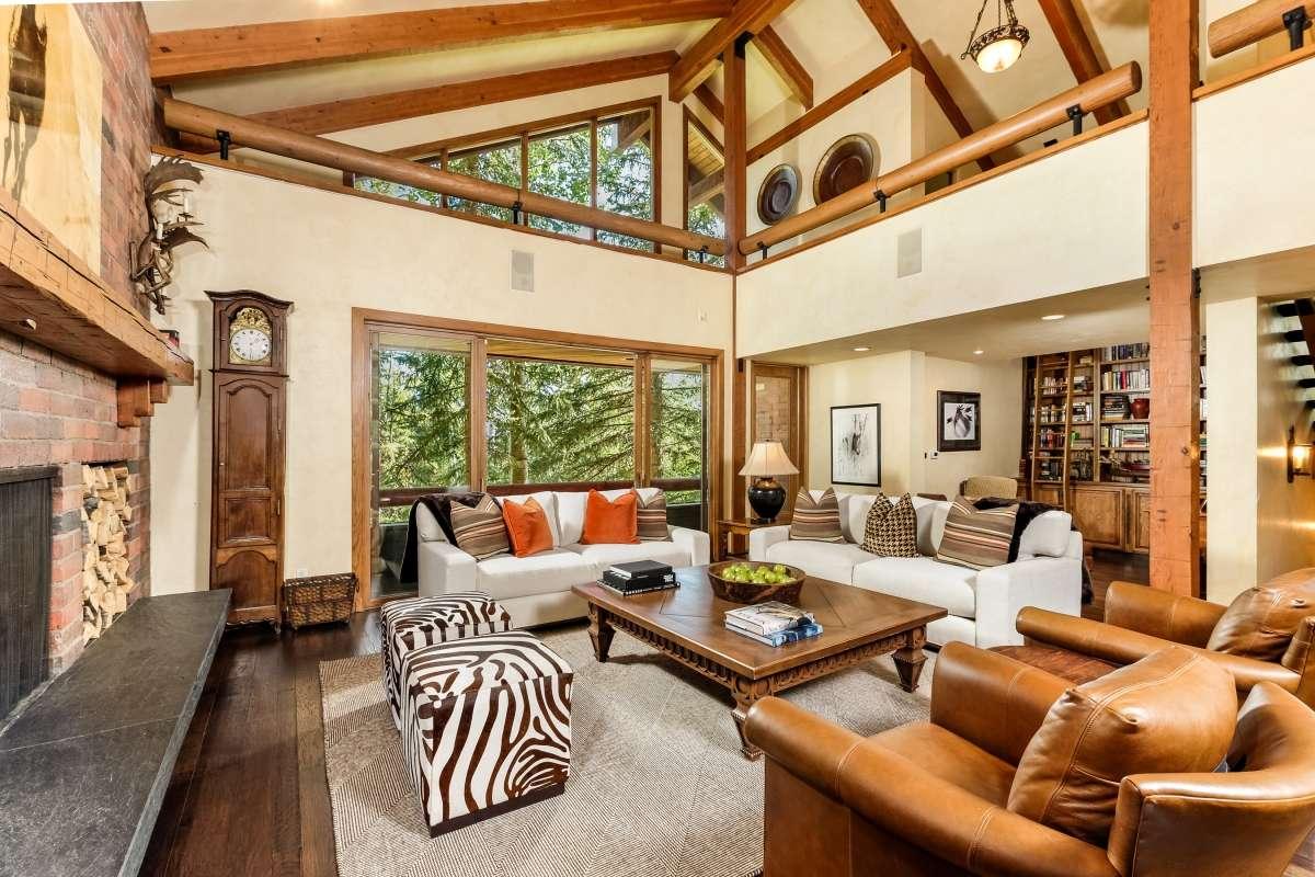 Luxury vacation rentals usa - Colorado - Snowmass village wood road - Alpine Springs - Image 1/23