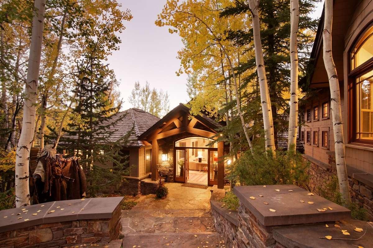 Luxury vacation rentals usa - Colorado - Snowmass village two creeks - Choke Cherry Cottage - Image 1/19