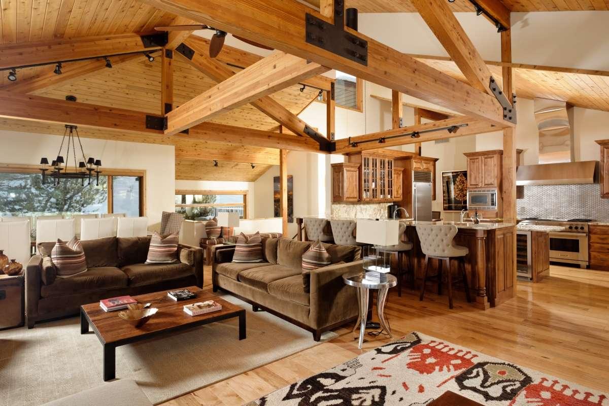 Luxury vacation rentals usa - Colorado - Snowmass village wood road - Casa de Gondola - Image 1/17