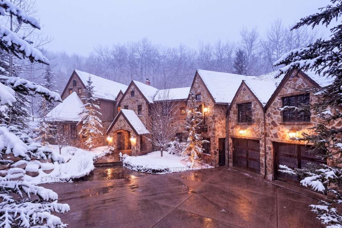 Luxury vacation rentals usa - Colorado - Snowmass village - Blue Spruce Manor - Image 1/22