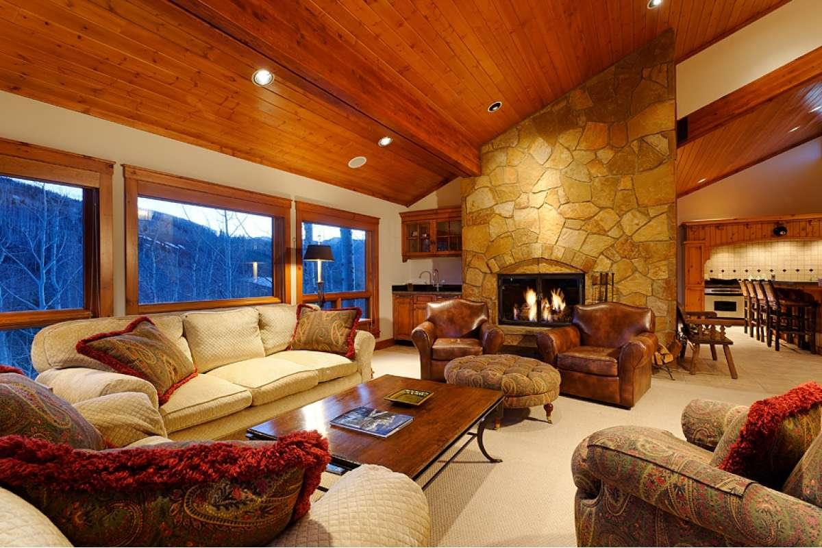 Luxury vacation rentals usa - Colorado - Snowmass village wood road - Green Cabin Estate - Image 1/15