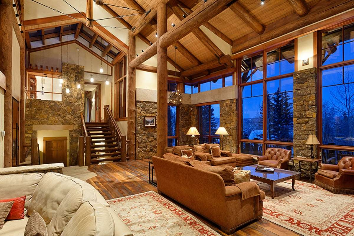 Luxury vacation rentals usa - Colorado - Snowmass village fairway drive - Treehouse on West Fork - Image 1/16