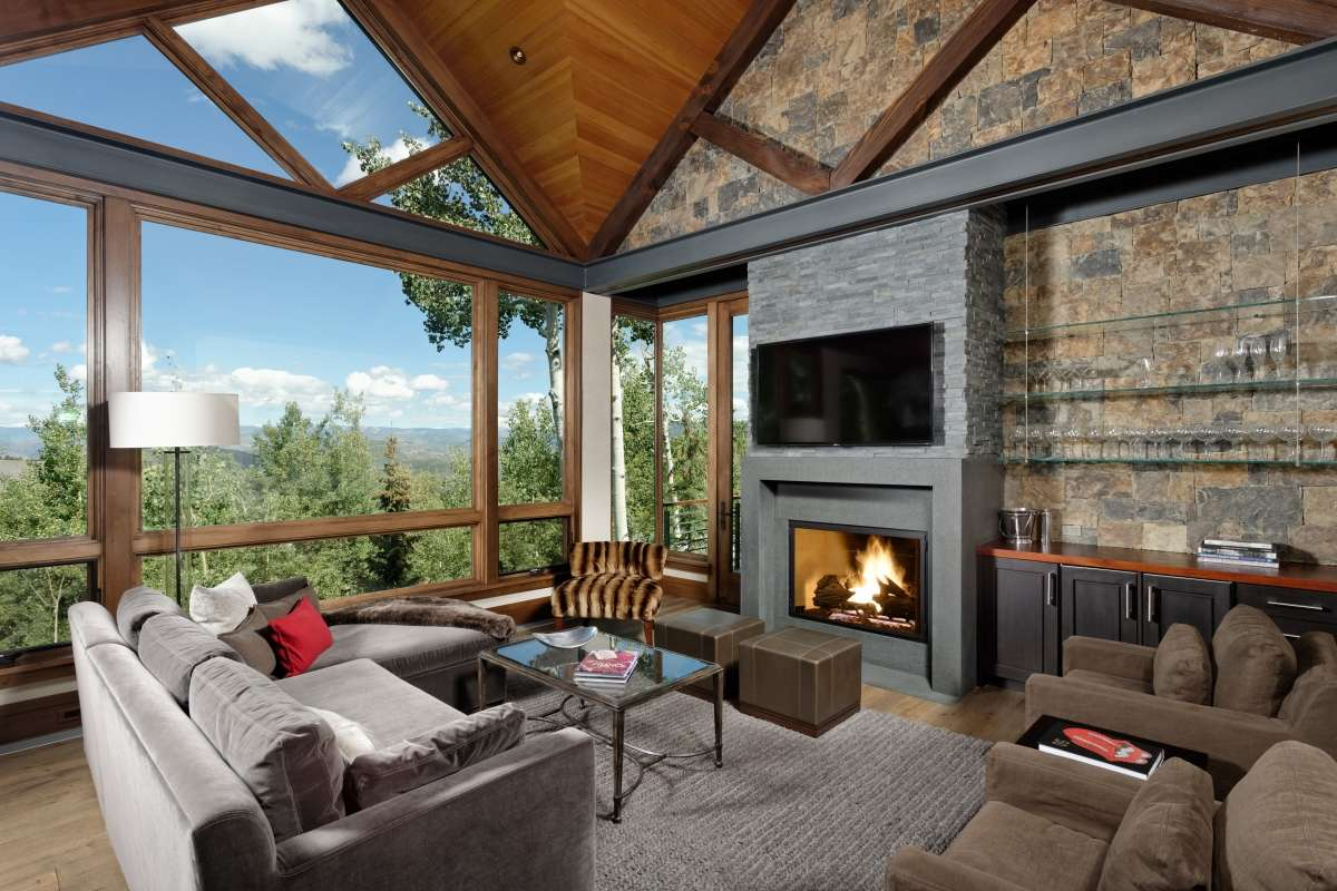 Luxury vacation rentals usa - Colorado - Snowmass village - Forest Lane Contemporary - Image 1/16