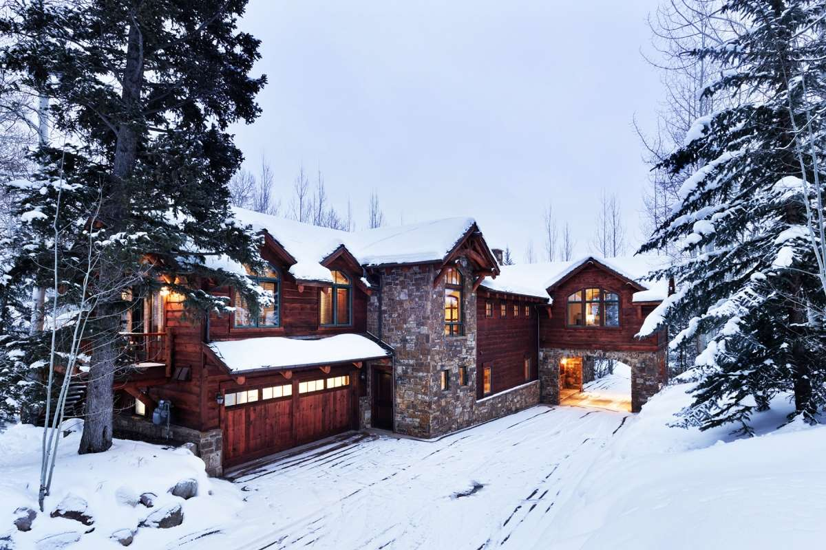 Luxury vacation rentals usa - Colorado - Snowmass village - Chateau Two Creeks - Image 1/17
