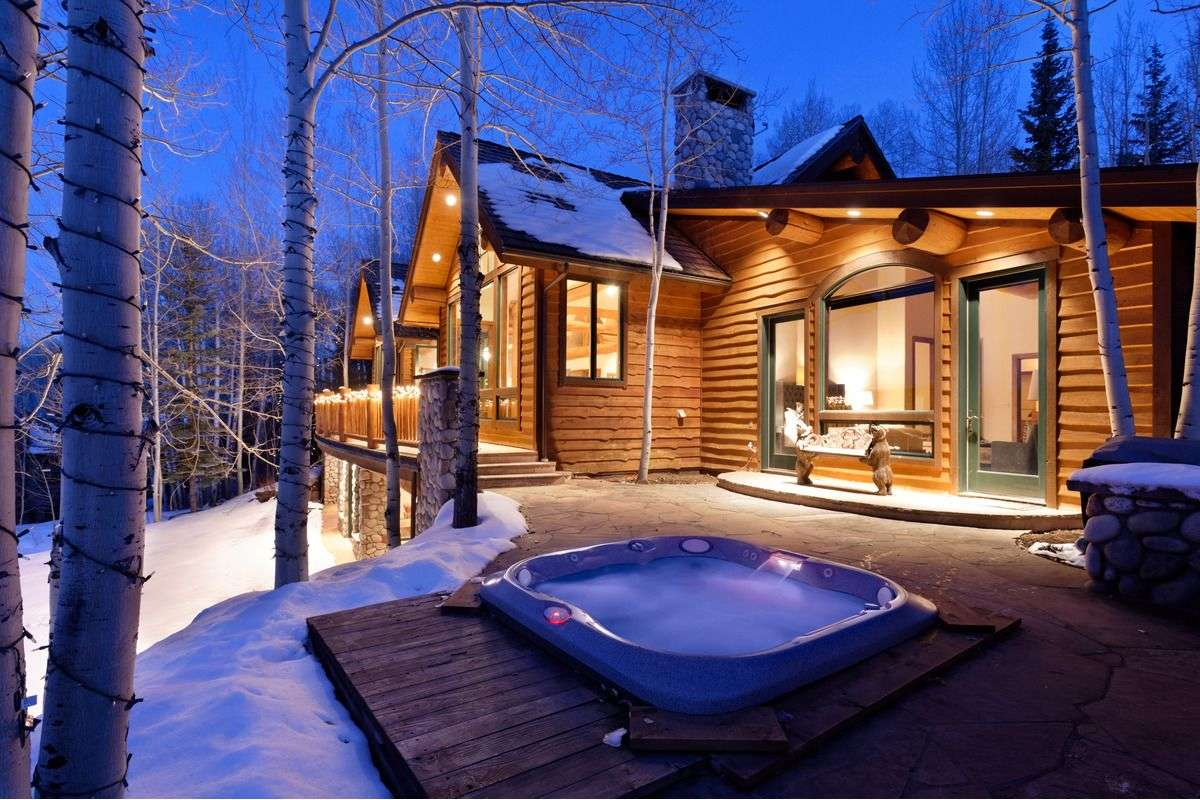 Luxury vacation rentals usa - Colorado - Snowmass village - Cascade Lodge - Image 1/12