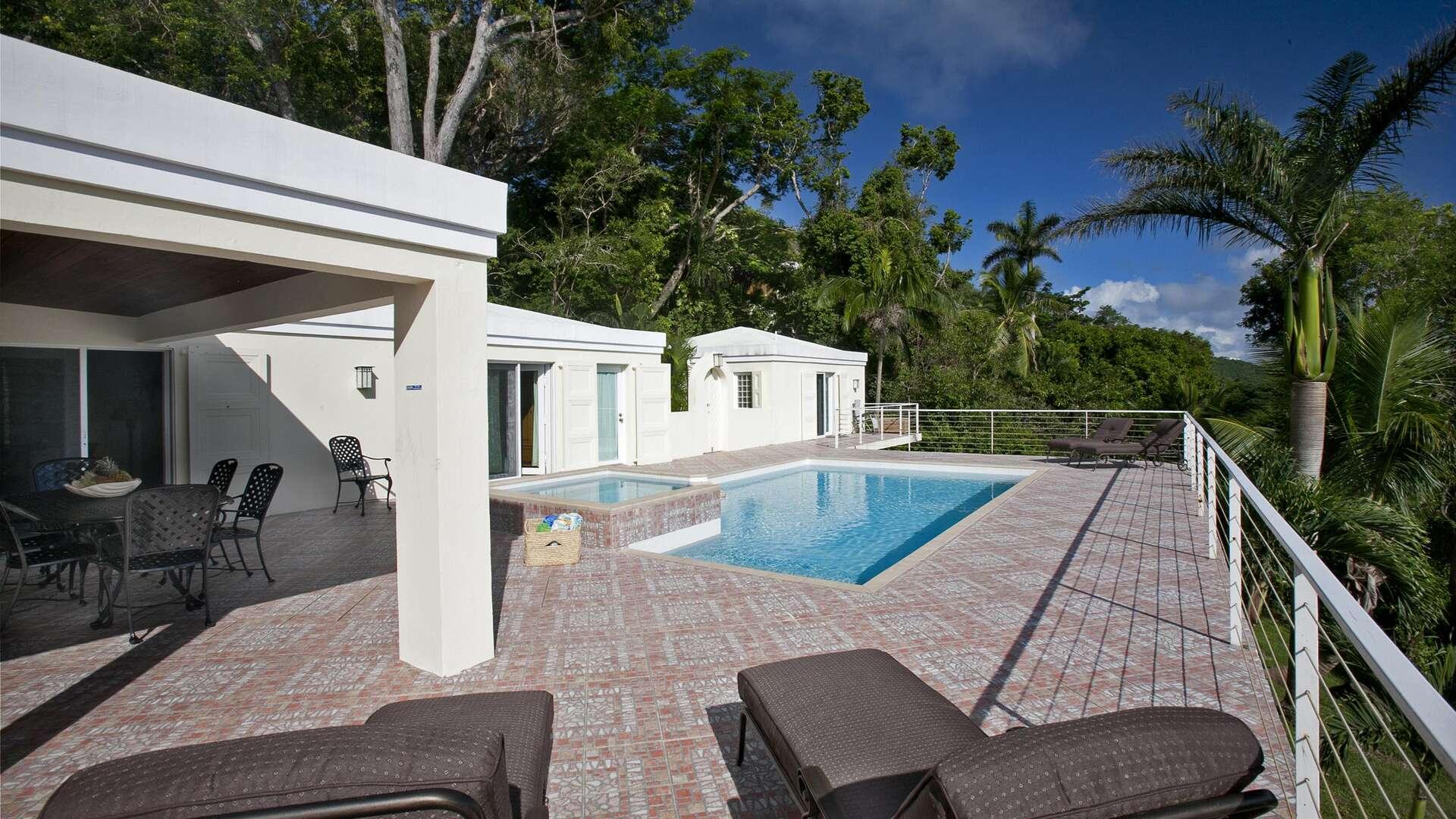 Luxury villa rentals caribbean - Usvi - St thomas - Malfolie - High View - Image 1/20