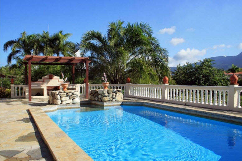 Luxury villa rentals caribbean - Dominican republic - Puerto plata - No location 4 - Villa Falco - Image 1/8