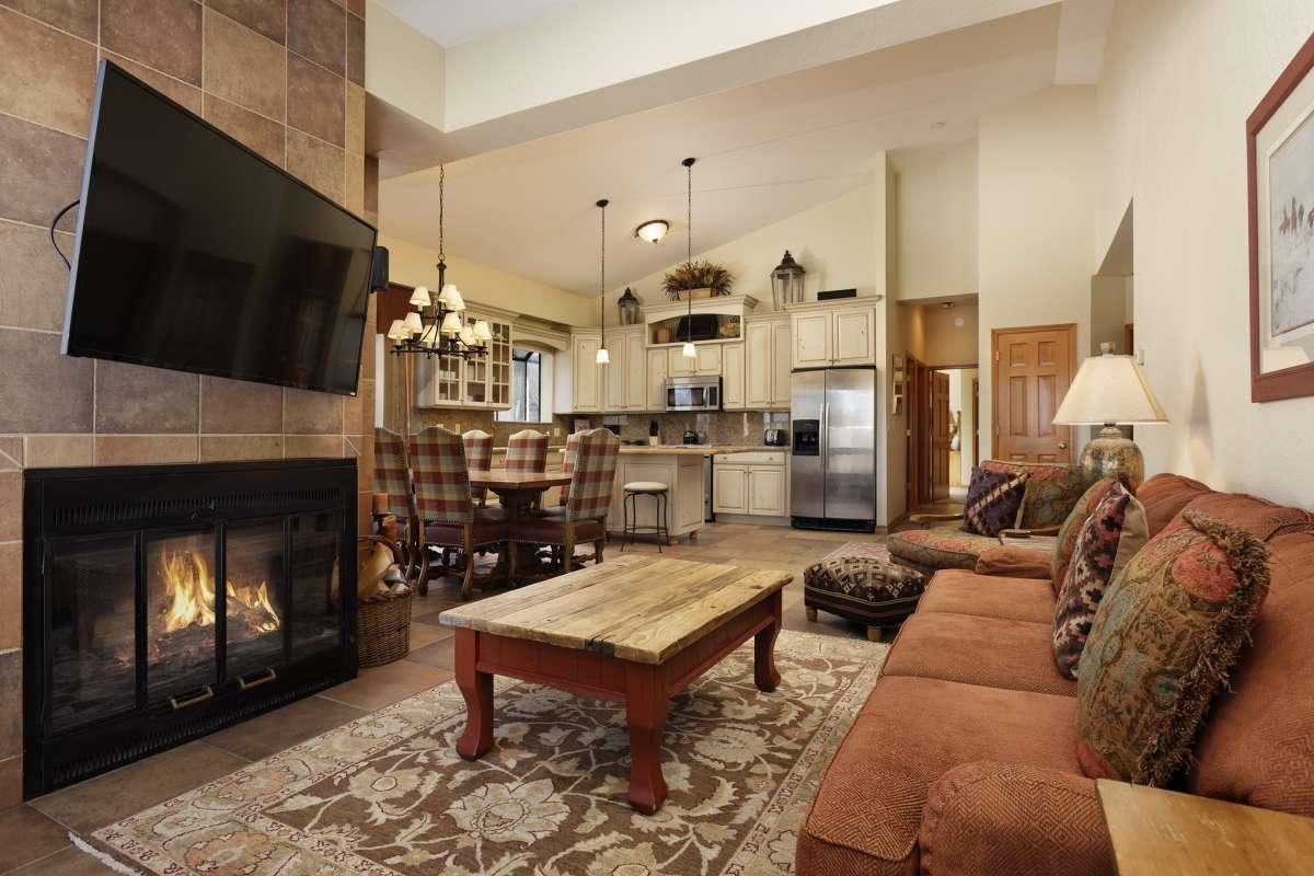 Luxury vacation rentals usa - Colorado - Snowmass village wood road - Chamonix 54 - Image 1/11