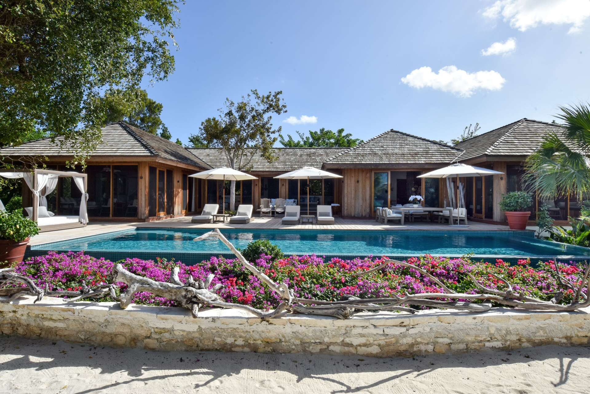 Luxury villa rentals caribbean - Turks and caicos - Parrot cay - Como parrot cay - Lucky House - Image 1/9