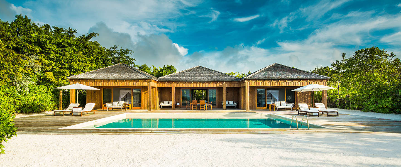 Luxury villa rentals caribbean - Turks and caicos - Parrot cay - Como parrot cay - COMO Villa - Image 1/2