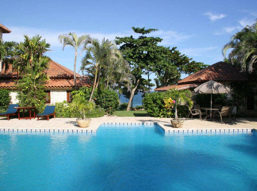 Luxury villa rentals caribbean - Dominican republic - Cabrera - Villa Lazy Heart - Image 1/12